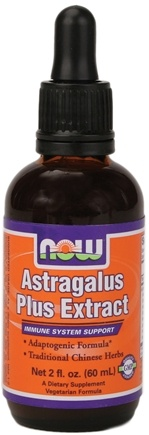 DROPPED: NOW Foods - Astragalus Plus Extract - 2 oz.