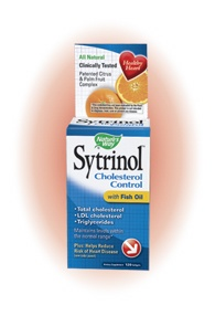 DROPPED: Nature's Way - Sytrinol with Fish Oil - 120 Softgels