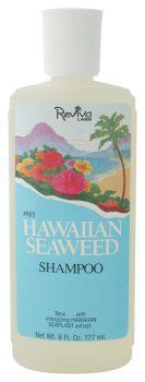 DROPPED: Reviva Labs - Hawaiian Seaweed Shampoo - 5 oz.