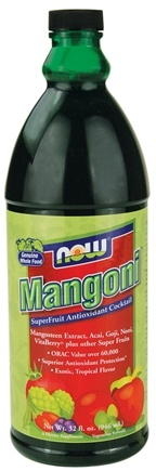 Zoom View - Mangoni Superfruit Antioxidant Cocktail