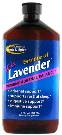 DROPPED: North American Herb & Spice - Essence of Wild Lavender - 12 oz.