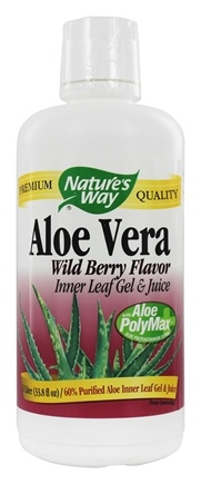 Zoom View - Aloe Vera Gel & Juice