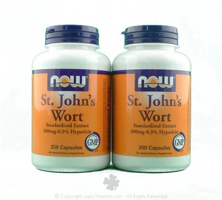 Zoom View - St. John's Wort Twin Pack Special
