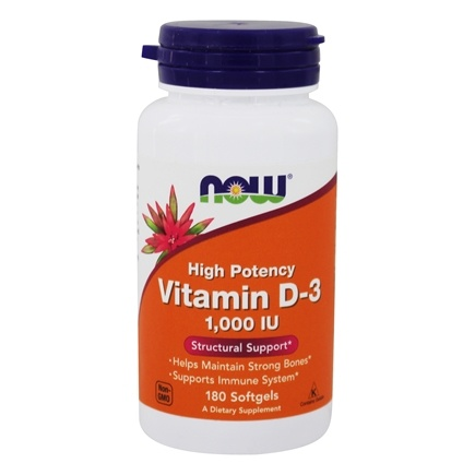 Zoom View - Vitamin D-3 High Potency