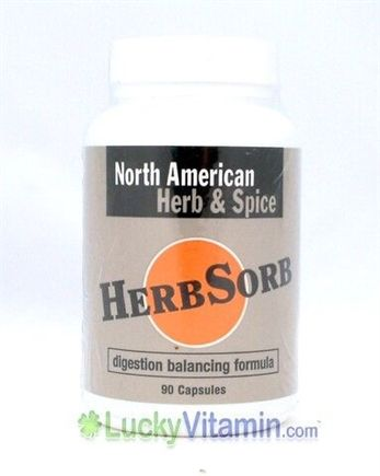 DROPPED: North American Herb & Spice - HerbSorb - 90 Capsules