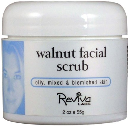Zoom View - Walnut Facial Scrub