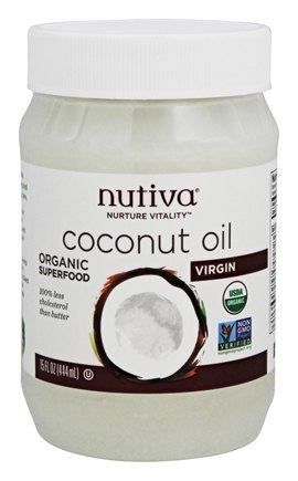 Zoom View - Coconut Oil Organic Extra Virgin