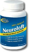 DROPPED: North American Herb & Spice - Neuroloft Caps - 60 Capsules