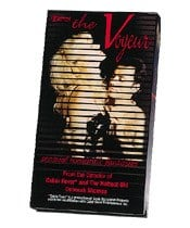 Zoom View - The Voyeur VHS Video