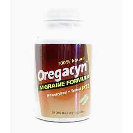 DROPPED: North American Herb & Spice - Migraten - 90 Capsules Formerly Oregacyn Migraine