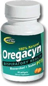 DROPPED: North American Herb & Spice - Oregacyn Respiratory - 30 Capsules