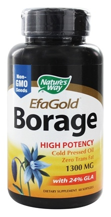 Zoom View - Borage Oil