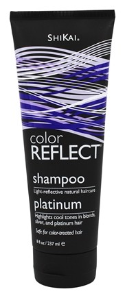Shikai - Color Reflect Platinum Shampoo - 8 oz.