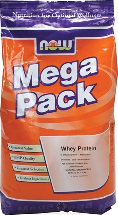 Zoom View - Whey Protein Mega Pack