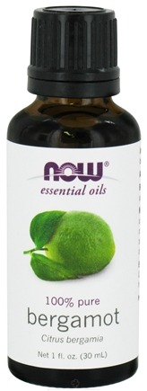NOW Foods - Bergamot Oil - 1 oz.