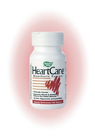 DROPPED: Nature's Way - HeartCare (Hawthorn) - 60 Tablets