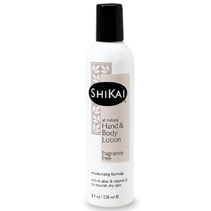 DROPPED: Shikai - Hand & Body Lotion Fragrance Free - 8 oz.