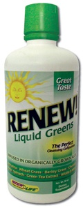 DROPPED: ReNew Life - Renew Liquid Greens - 30 oz.