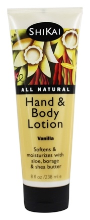 Zoom View - Hand & Body Lotion Vanilla