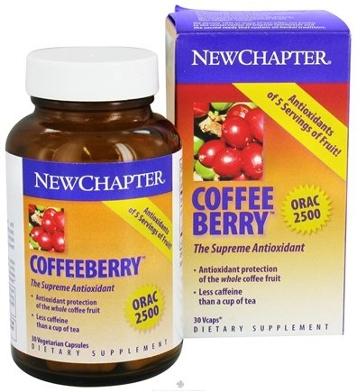 Zoom View - Coffeeberry The Supreme Antioxidant