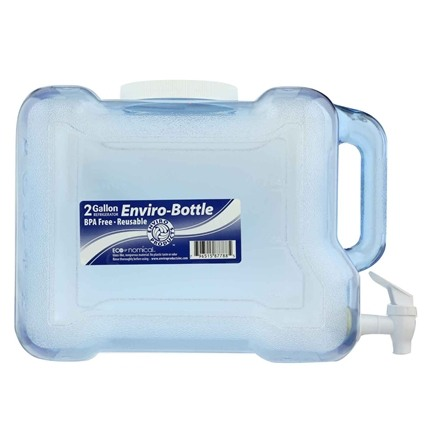New Wave Enviro Products - Bottle Refrigerator with Handle and Spigot - 2 Gallons