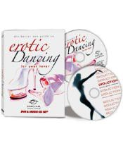 DROPPED: Sinclair Institute - The Better Sex Guide to Erotic Dancing for Your Lover & Music CD Set - 1 DVD(s)