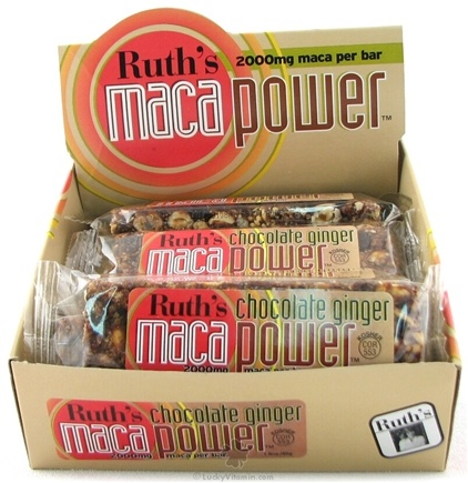 Zoom View - Maca Power Bar