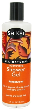 Zoom View - Moisturizing Shower Gel