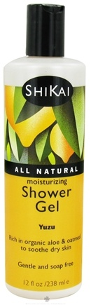 Shikai - Moisturizing Shower Gel Yuzu - 12 oz.