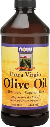 DROPPED: NOW Foods - Olive Oil Extra Virgin - 16 oz.