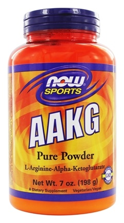 Zoom View - AAKG Powder 100% Pure