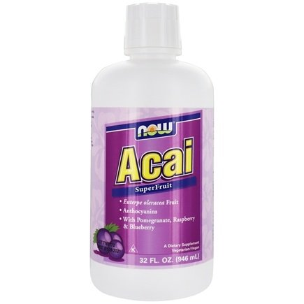 Zoom View - Acai Superfruit Antioxidant Juice