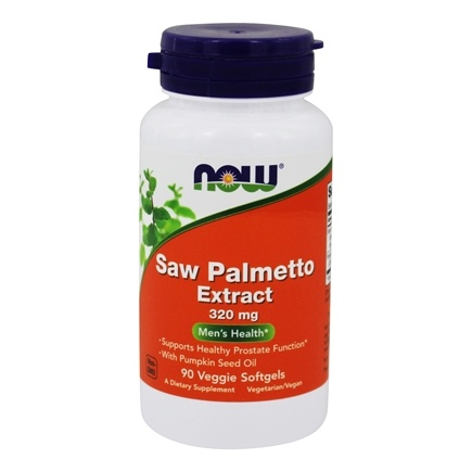 Zoom View - Saw Palmetto Extract