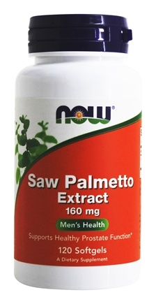Zoom View - Saw Palmetto Double Strength