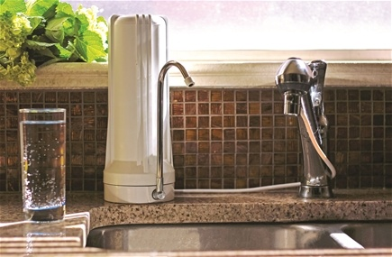 Buy New Wave Enviro Products 10 Stage Plus Countertop