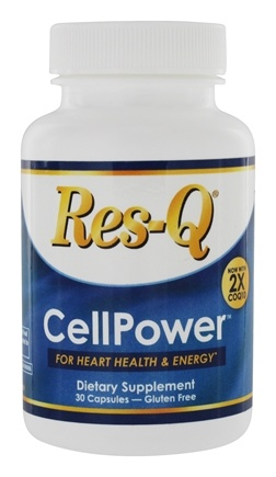 DROPPED: Res-Q - Cell Power - 30 Capsules
