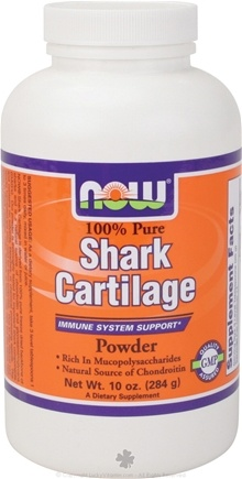 DROPPED: NOW Foods - Shark cartilage Powder - 10 oz.
