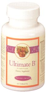 DROPPED: Nature's Secret - Ultimate B - 60 Tablets