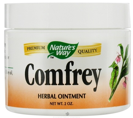 DROPPED: Nature's Way - Comfrey Topical Herbal Ointment - 2 oz.