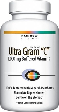 DROPPED: Rainbow Light - Ultra Gram C - 180 Tablets