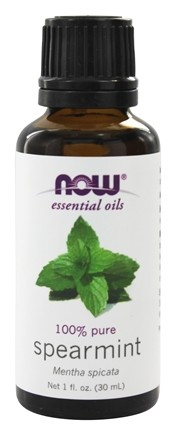 NOW Foods - Spearmint Oil - 1 oz.