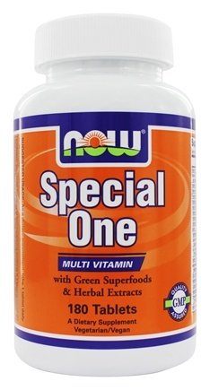 Zoom View - Special One Multiple Vitamin with Green Superfoods