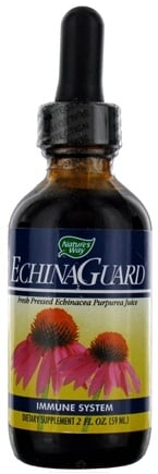 DROPPED: Nature's Way - Echinaguard Clearance Priced - 2 oz.