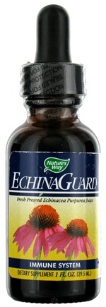 DROPPED: Nature's Way - EchinaGuard CLEARANCE PRICED - 1 oz.