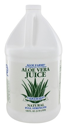 Zoom View - Aloe Vera Juice Organic Gallon