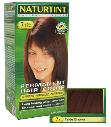 Zoom View - Permanent Hair Colors Teide Brown I-7.7