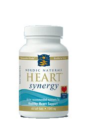 DROPPED: Nordic Naturals - Heart Synergy - 90 Softgels