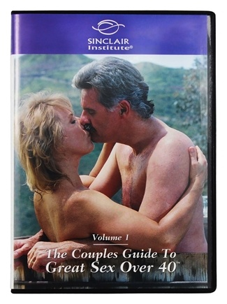 DROPPED: Sinclair Institute - Couples Guide to Great Sex Over 40 Vol. 1: Adding Spice to Sex Over 40 - 1 DVD(s)