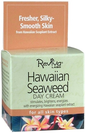 Zoom View - Hawaiian Seaweed Day Cream