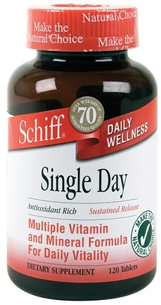 Zoom View - Sustained Release Single Day Multi Vitamin